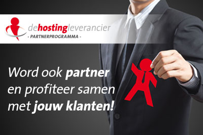 Jouw hosting partner